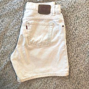 Vintage Levi's Mom Shorts